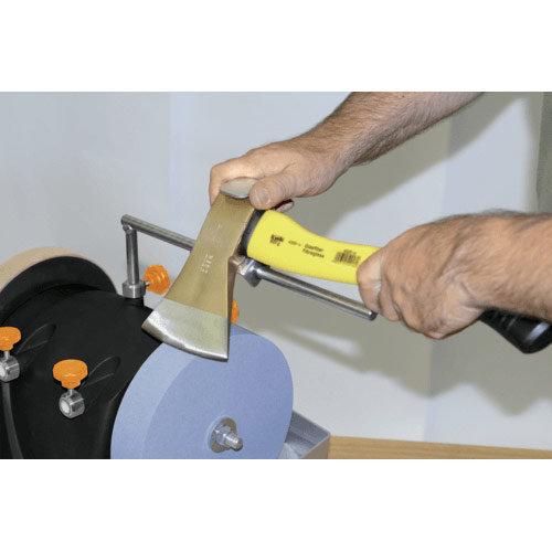 Scheppach Scheppach Jig 40 - Slijpondersteuning voor bijlen tot 170 mm
