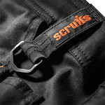 Scruffs Scruffs Trade Flex werkbroek, zwart 32R