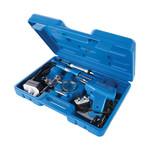 Silverline Silverline 9-delige elektrische soldeer set 100 W / 30 W