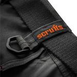 Scruffs Scruffs Pro Flex Plus werkbroek, grijs 34R