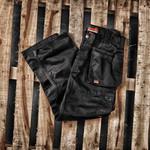 Scruffs Scruffs Werkbroek 'Worker Plus', zwart 32L