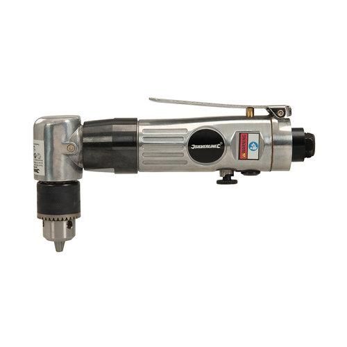 Silverline Silverline Haakse pneumatische boormachine 10 mm