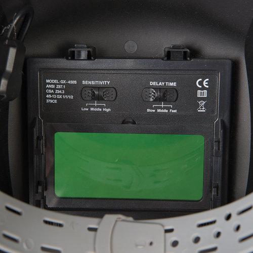 Silverline Silverline Automatische laskap, variabel en slijpen DIN 4/9-13EW en slijpen
