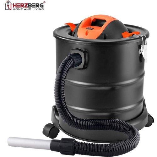 Herzberg 2-in-1 stofzuiger / Asreiniger - 1000W - HG-8021