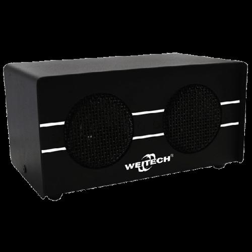 Weitech Weitech ongediertebestrijder Ultrasonic Professional - tegen muizen, ratten, spinnen, vlooien, teken en kruipende insecten!