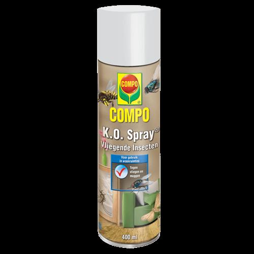 Compo Sana Compo K.O Spray- Vliegende insecten - 400 ML