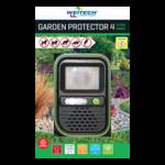Weitech Weitech Garden Protector 4 - Beschermt een gebied tot 200m2 - tegen honden, katten, vossen, konijnen, marters, reigers, etc.