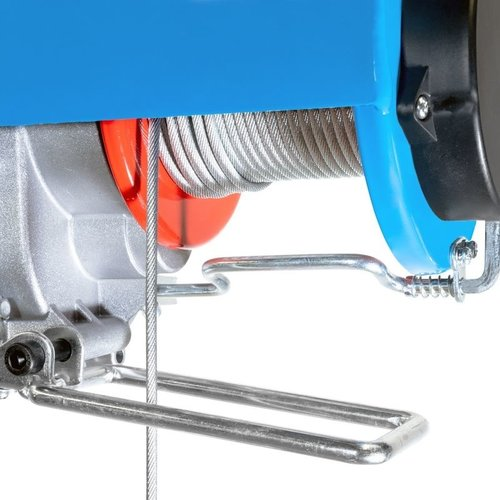 Güde Güde Elektrische lier 780W - Max. 400kg - GSZ 200/400