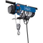 Scheppach Scheppach Elektrische Takel HRS400 - 230V   780W   tot 400kg