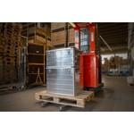 Alutec Alutec Aluminium Kist Industry 48L - 58 x 38,5 x 27,7 cm