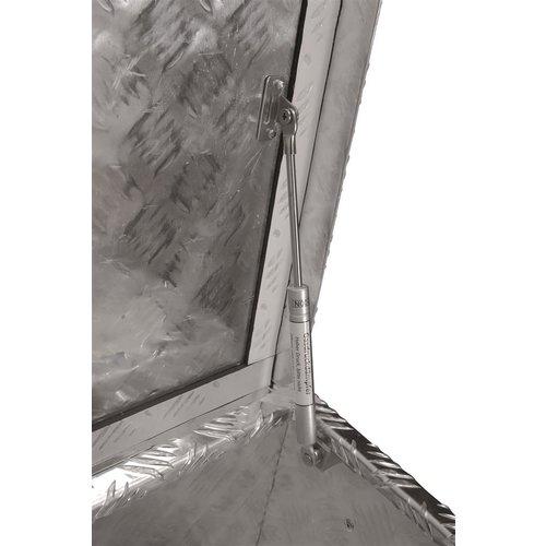 Alutec Alutec Aluminium Kist Extreme 470L - 189,6 x 52,5 x 52 cm