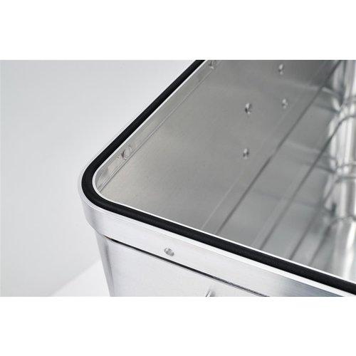 Alutec Alutec Aluminium Kist Industry 92L - 78 x 38,5 x 37,9 cm