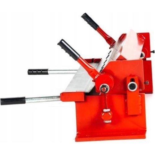 Holzmann Holzman Afkantmachine - Vouwmachine voor metaal 76 x 39 x 29 cm - AKM610ECO