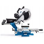 Scheppach Scheppach Afkortzaag  HM140L - 2000W   330 x 150mm   incl. laser en 2 zaagbladen