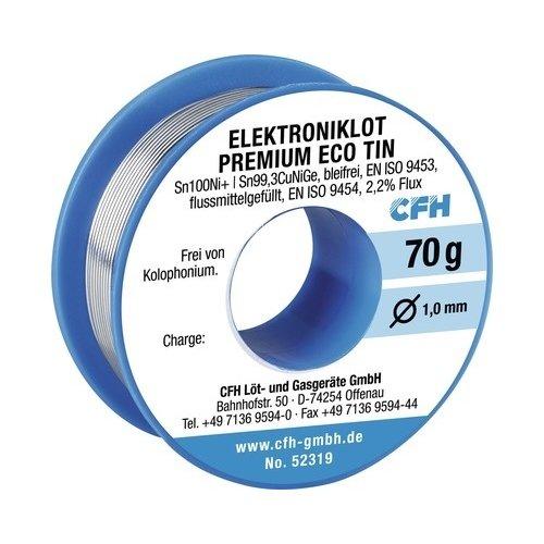 CFH CFH Soldeerdraad met hoge bevochtigingssnelheid
