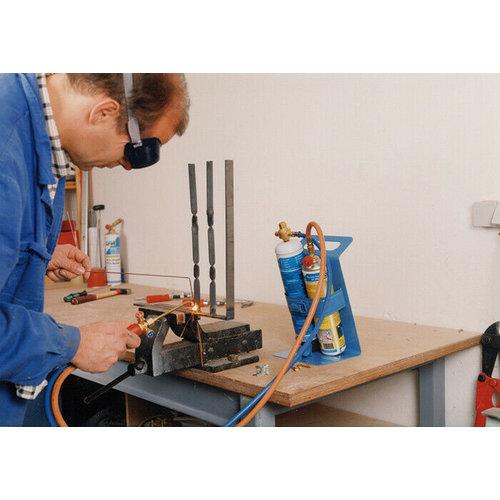 CFH CFH Professionele soldeerbout met gebundelde vlam - inclusief set - 650 °C