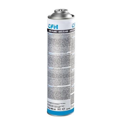 CFH CFH Luxe soldeerbrander 800°C met extra gasfles 360° draaibaar