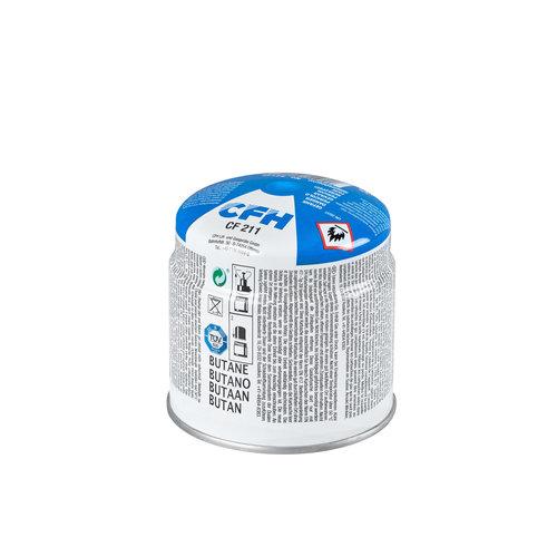 CFH CFH Soldeerbrander LM 2000 Krachtig, ideaal voor zacht- en hardsolderen tot 1750°C met 3 gaspatronen