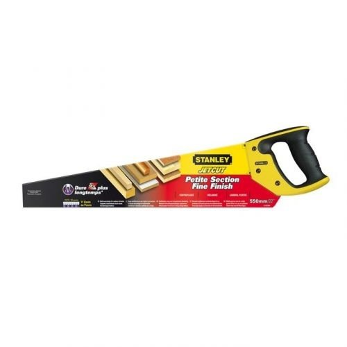 Stanley STANLEY handzaag - 550 mm - 11T/inch  - geschrikt voor zowel hard als zacht hout