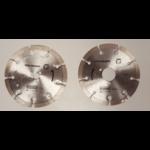Holzmann Holzmann Reserve Diamanten zaagbladen voor de Holzmann DBS125 - Ø125 mm - voor staal