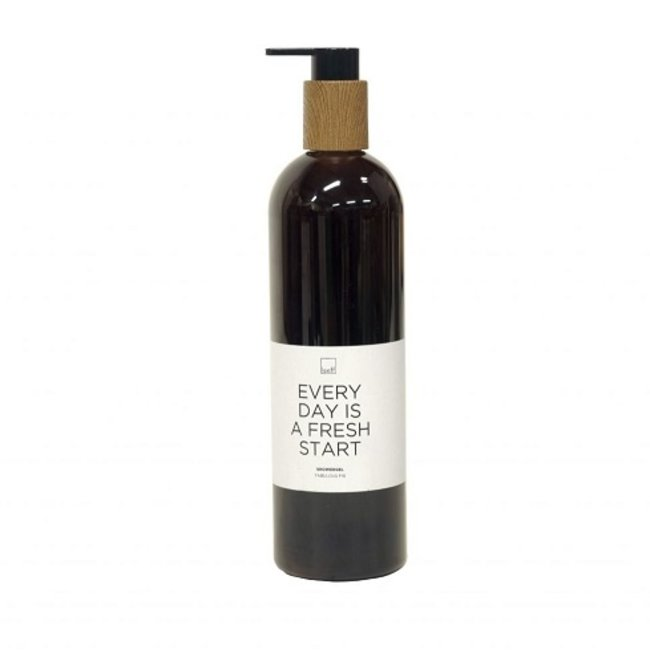 Shower Gel Every Day is a Fresh Start 500ml - Fabulous Fig