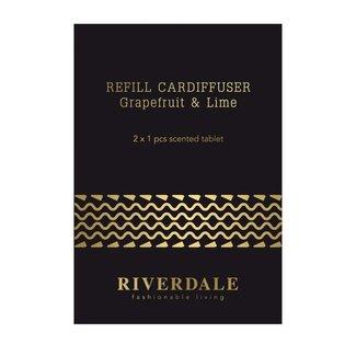 Riverdale Navulling Autoparfum Milou b. orang