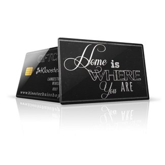 Gift card € 10,00