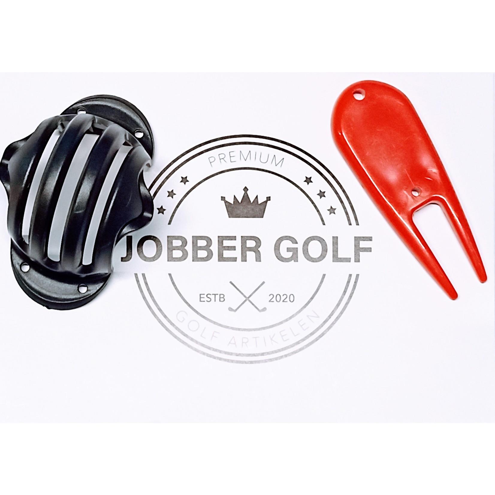 Jobber Golf Jobber Golf – Golfbal marker + pitchfork