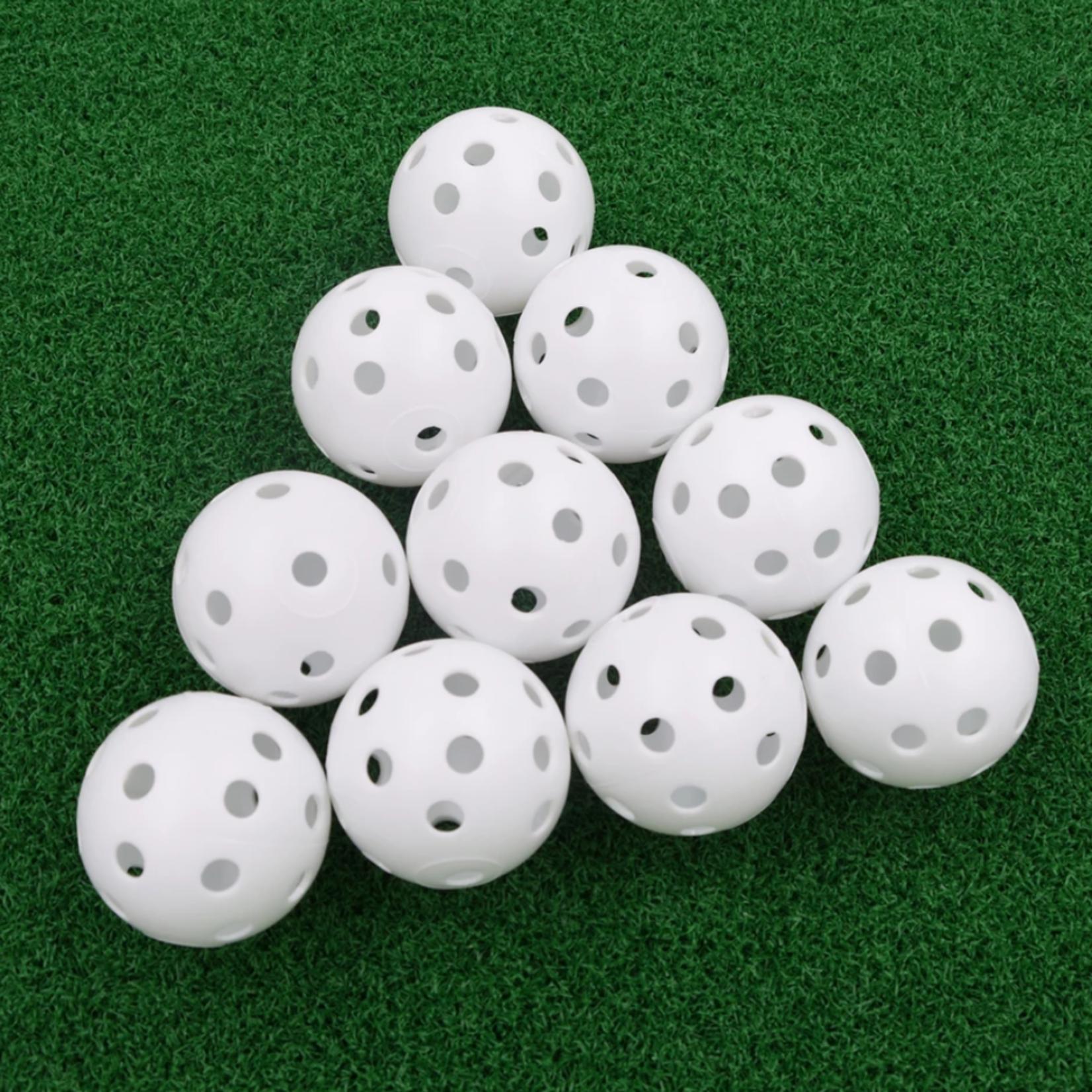 Jobber Golf Jobber Golf - Oefen golfbal plastic (6 stuks)