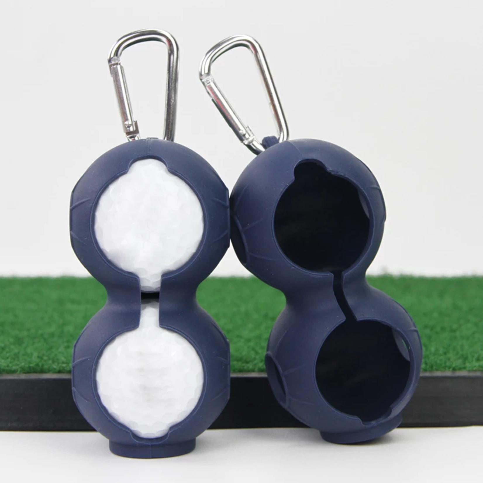 Jobber Golf Jobber Golf – Golfbalhouder voor 2 golfballen