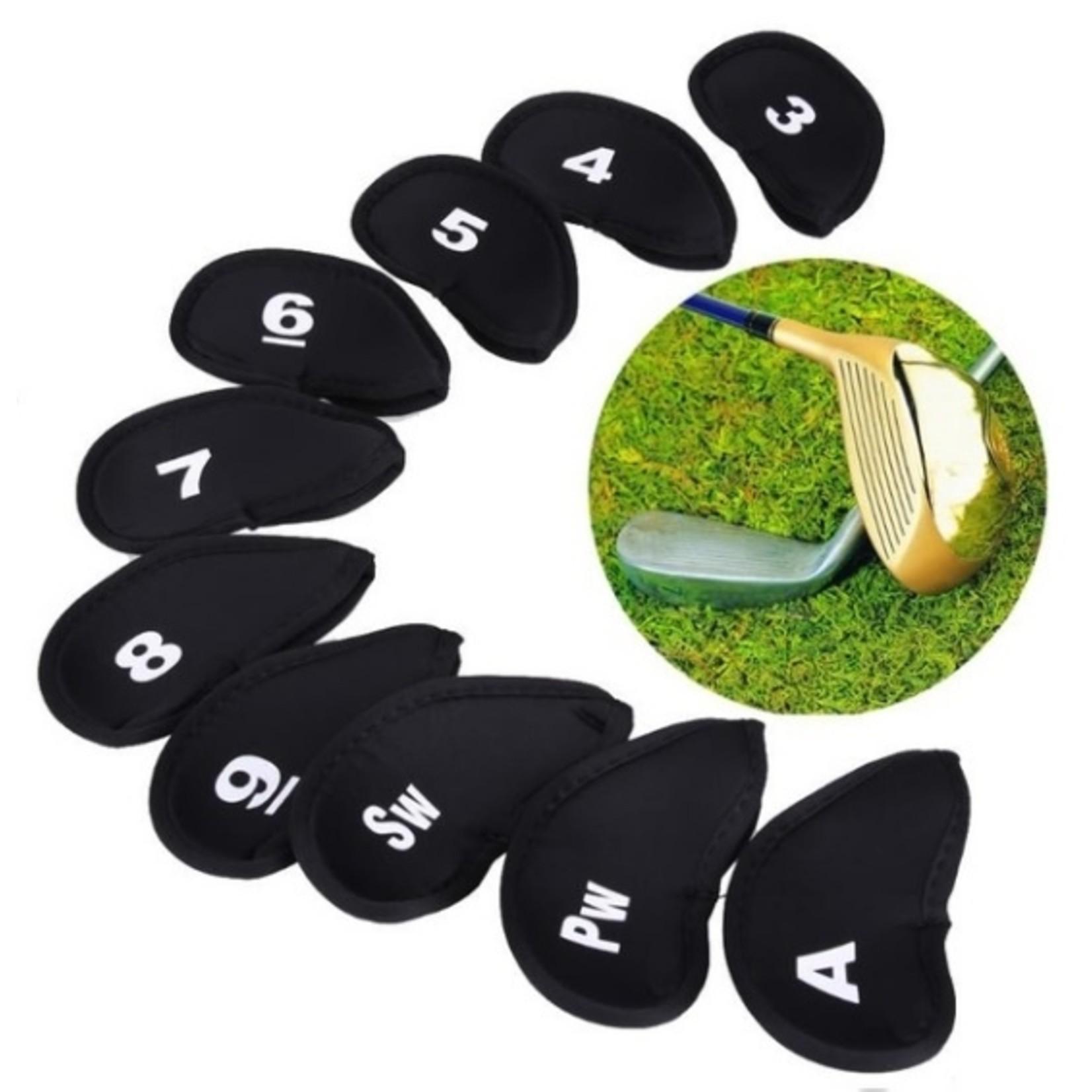 Jobber Golf Jobber Golf – 10 x headcover golf / club hoes
