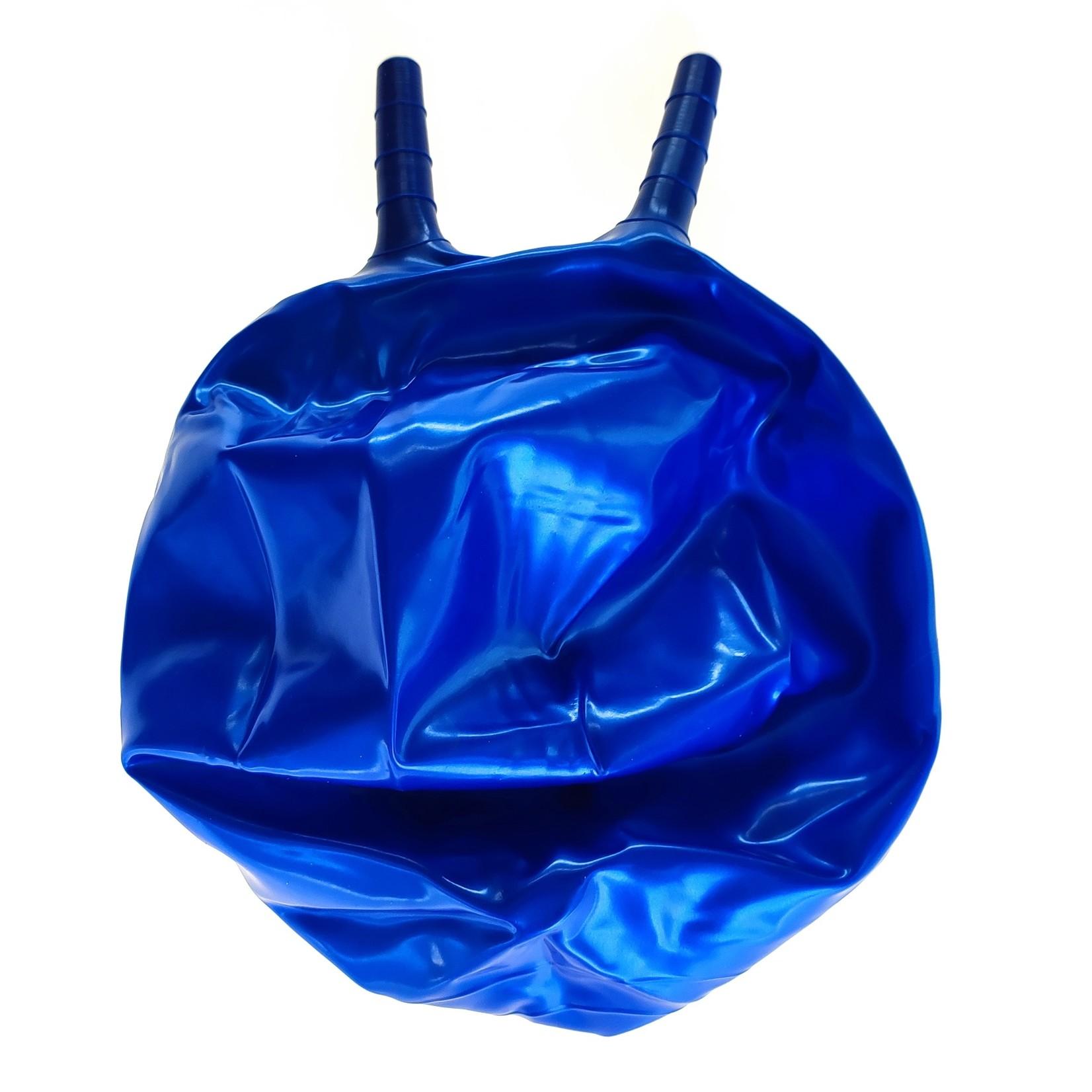 Jobber Playground Jobber Playground – Skippybal / Springbal blauw (45 cm)