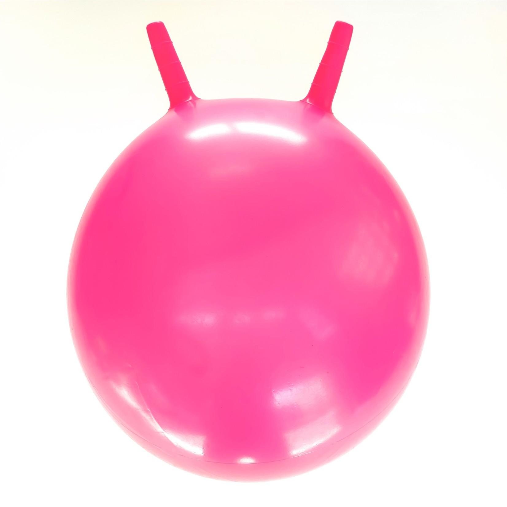 Jobber Playground Jobber Playground – Skippybal / Springbal roze (45 cm)