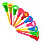 Jobber Golf Plastic golf tees 83 mm (10 stuks)