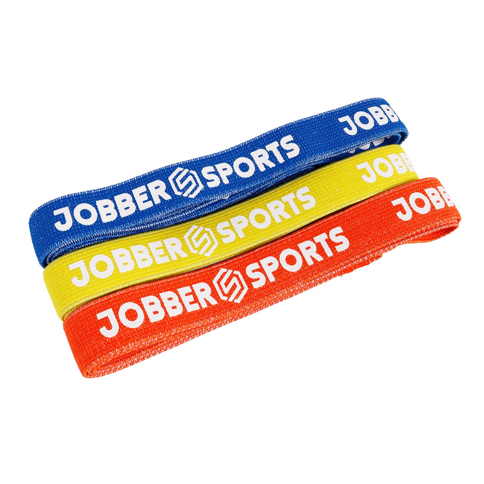 Jobber Fitness Jobber Sports Weerstandsband geel 10 kg (extra light)