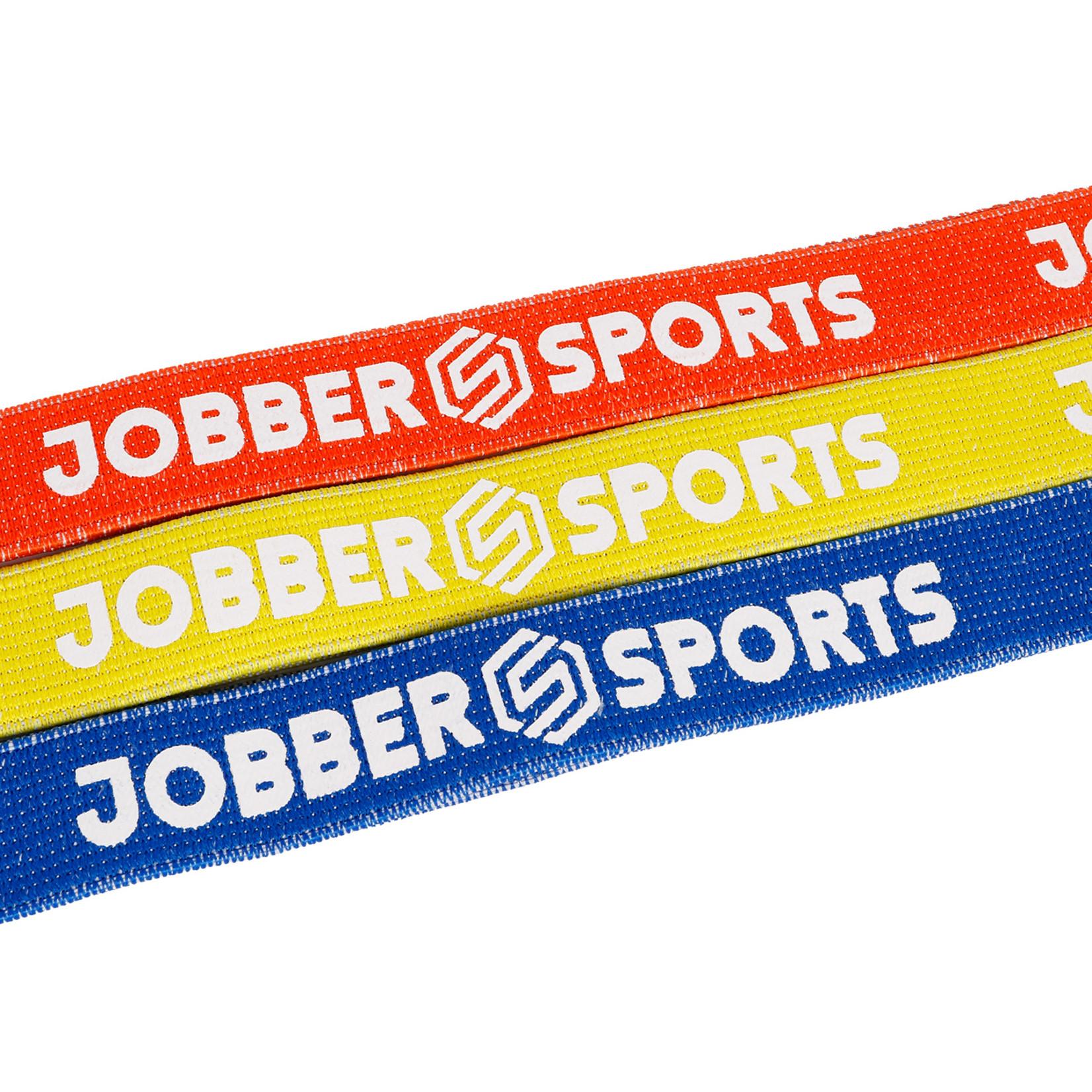 Jobber Fitness Jobber Sports weerstandsband roze 20 kg (light)