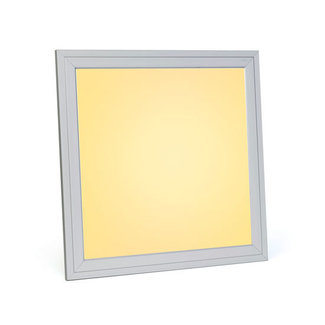 PURPL LED Panel 30x30 3000K Warm White 18W Optionally Dimmable