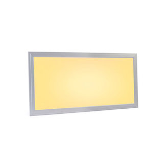 PURPL LED Panel 30x60 3000K Warm White 24W Optionally Dimmable