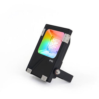 MILIGHT LED Floodlight 10W RGB+CCT IP65 Black MiLight(miboxer)