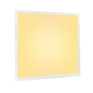 PURPL LED Panel 62x62 High Lumen 3000K Warm White 40W Optionally Dimmable