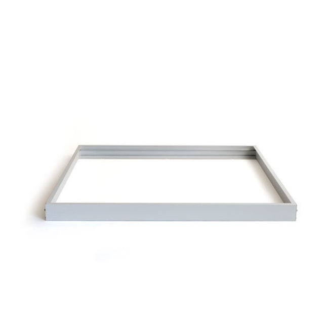 PURPL LED Panel Mounting Frame 30x60 Silver