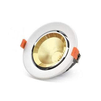 PURPL LED Recessed Spot 20W 3000K Warm White 165mm Tiltable