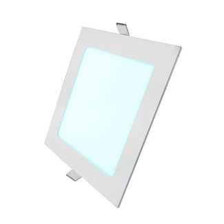 PURPL LED Downlight 18W 6000K 225mm Dimmable Square