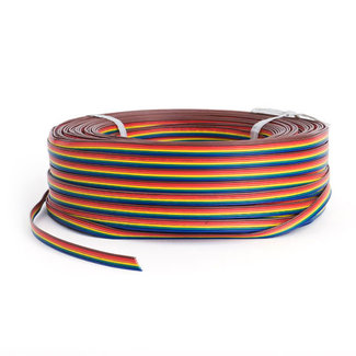 PURPL LED Strip Extension cable 6 wire RGB+CCT AWG22 50 meter