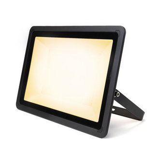 PURPL LED Floodlight 200W 3000K Warm White IP65 Black