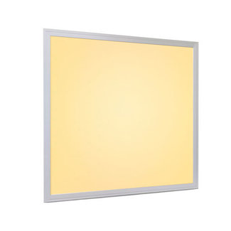 PURPL LED Panel 62x62 UGR19 3000K Warm White 40W Optionally Dimmable