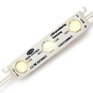 PURPL LED Module 1,2W 4000K Natural White 5630 SMD 12V [50 Pack]