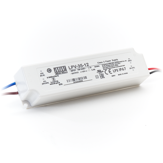 Meanwell LED Driver Meanwell Power Supply 36W 12V 3A
