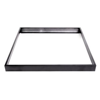 PURPL LED Panel Mounting Frame 60x60 Black