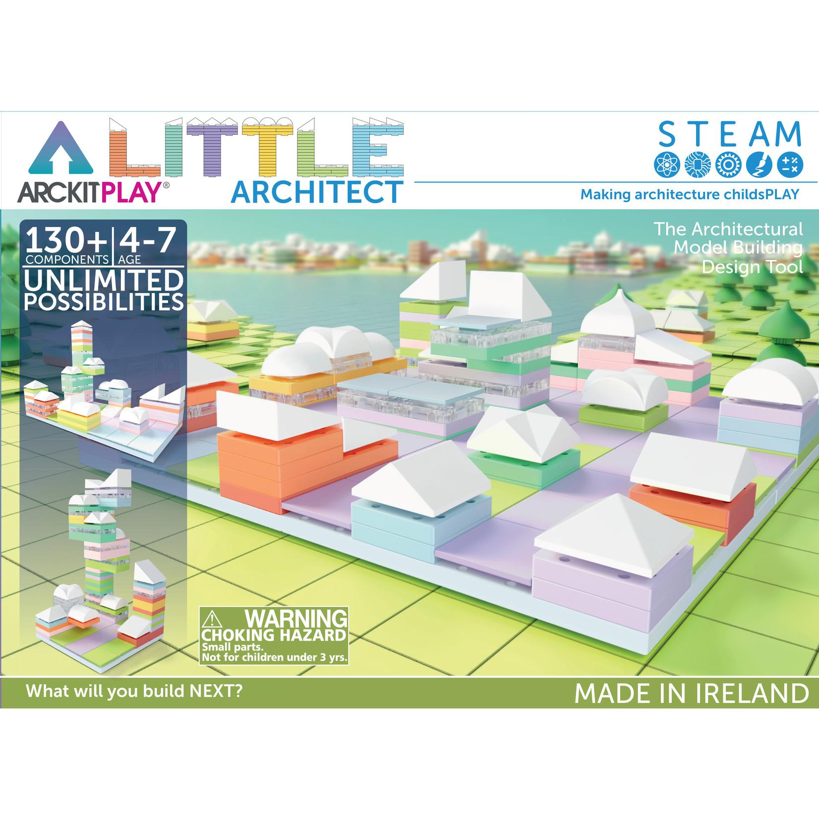 Little Architect Kids Model City Architect Building Kit